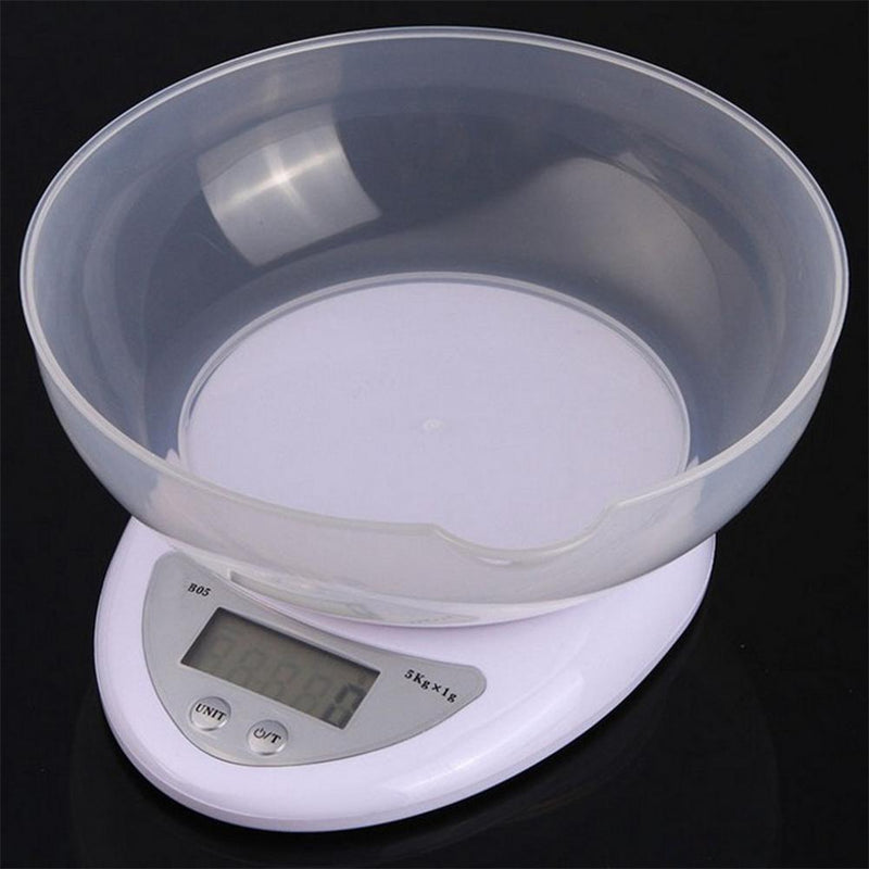 New 5kg/1g Precise Kitchen Digital LED Electronic Scale Kitchen Restaurant Food Weight Measuring Tool 2020