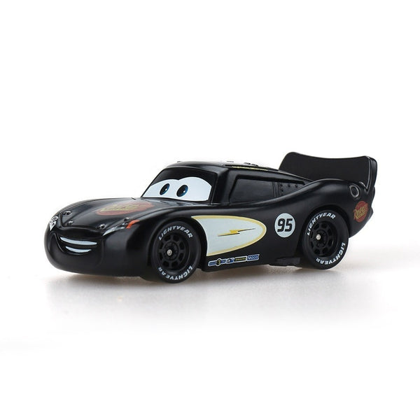 Car Disney Pixar Cars Mack Hicks King Francesco Hudson Black Toy Car 1:55 Loose Is The Best Gift For Children Sale No.95