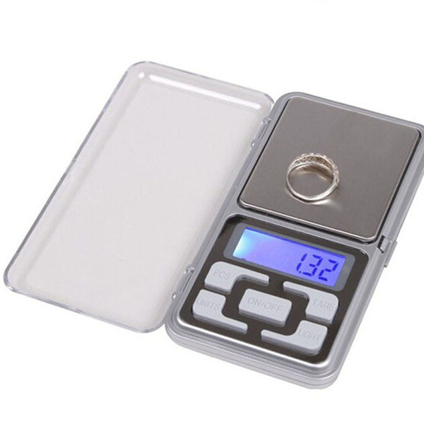 100g X 0.01g Electronic Scale Mini Pocket Digital Scale For Sterling Silver Jewelry Balance G Kitchen Weighing Gadget #10