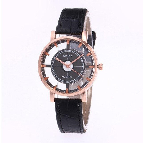 Top Brand Fashion Quartz Watches Women Ladies Casual Hollow Bracelet Wrist watch Clock Relogio Feminino 8O30
