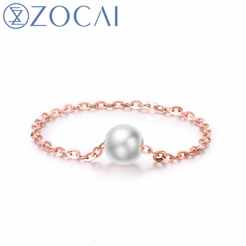 ZOCAI Brand design gift ring 18K rose/ yellow gold ( AU750) DHL