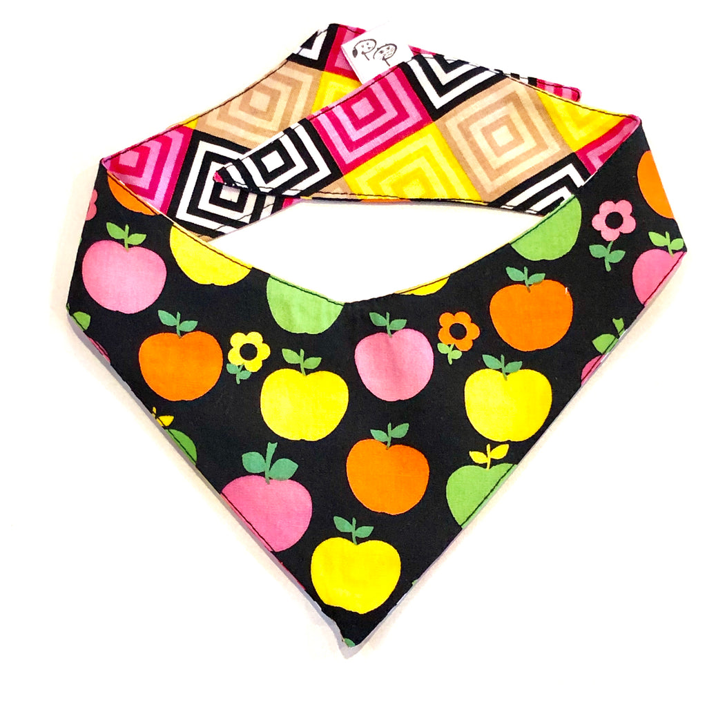 Adam's Apple Bandana | Pet Pouch