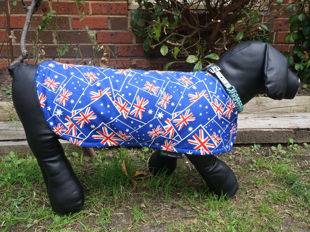 Aussie Flag Jacket | Barkberry Manor