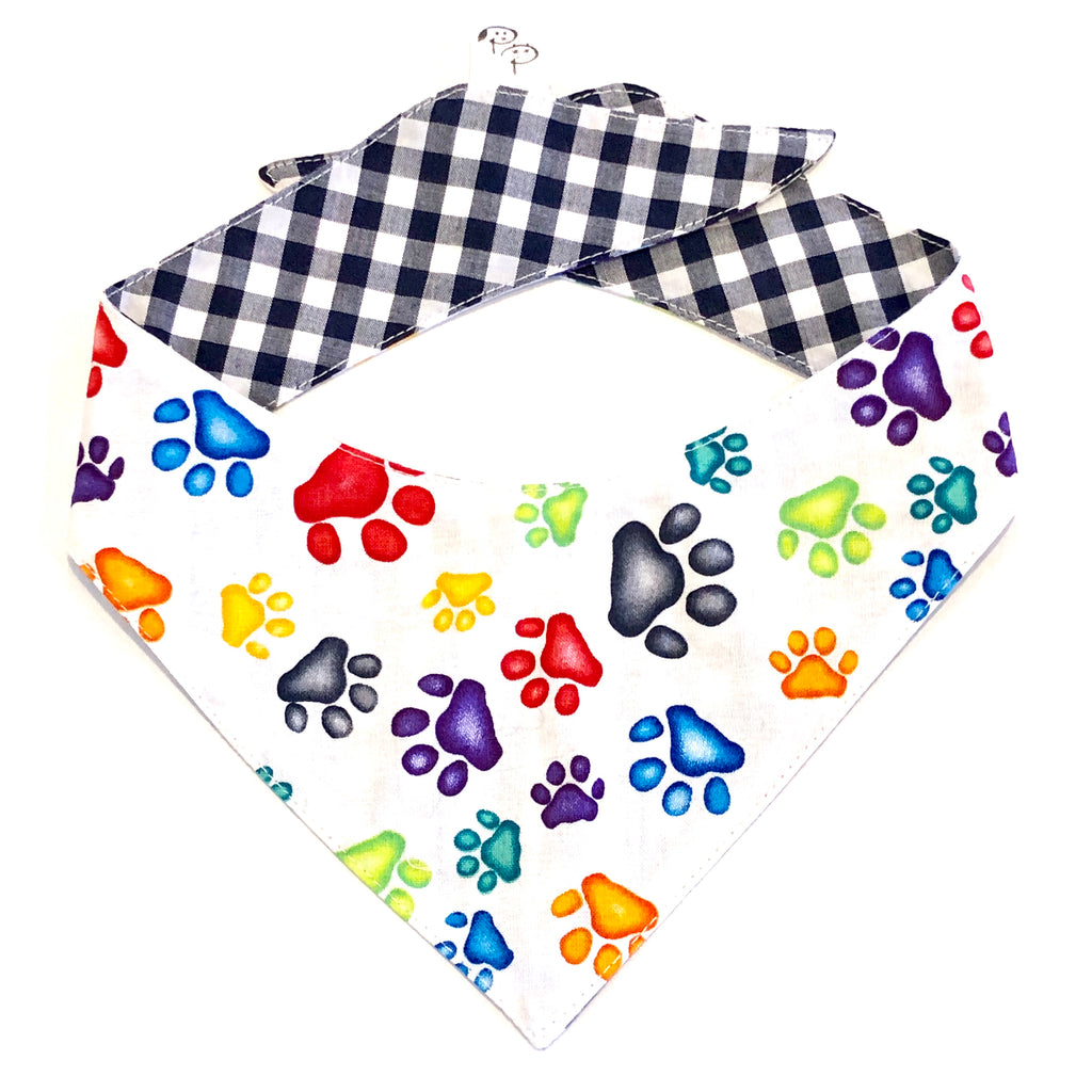Dog Lovers Bandana | Pet Pouch