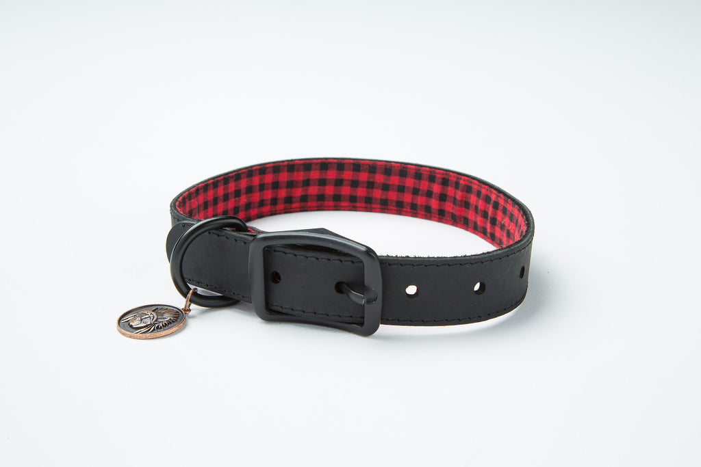 Lumberjack Collar | Hunter and Hound Supply Co