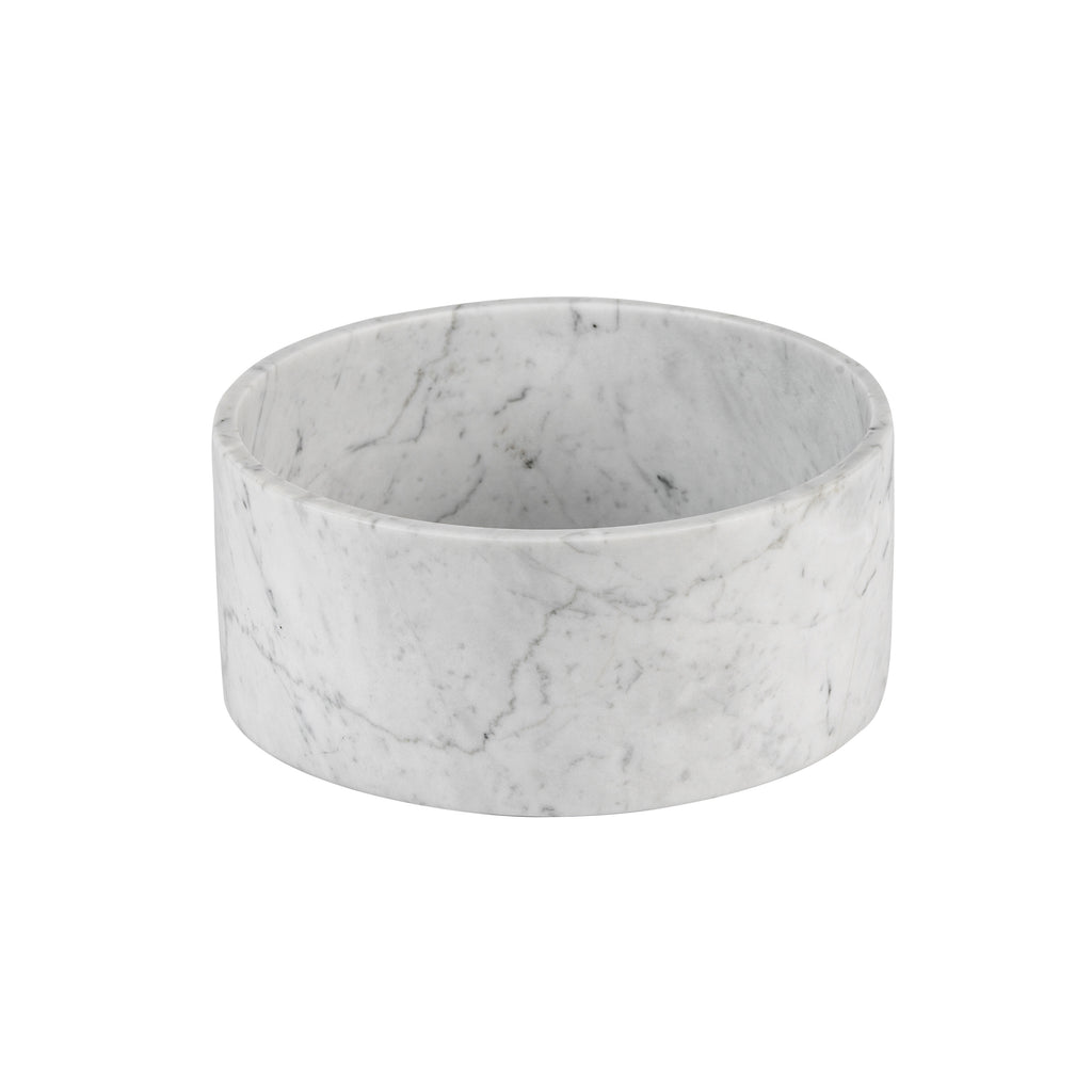Marble Dog Bowl | Houndztooth
