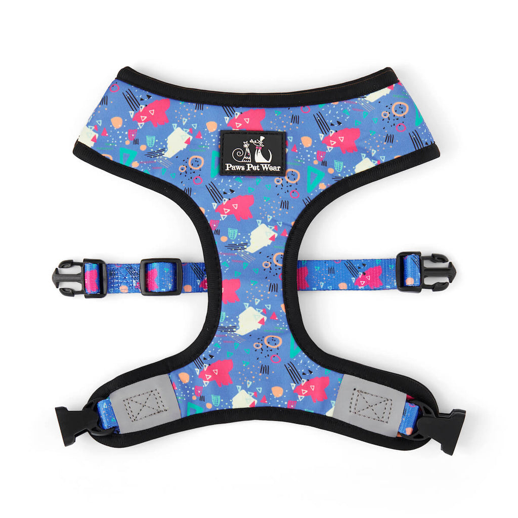 Escape Reality Reversible Harness | Paws Pet Wear