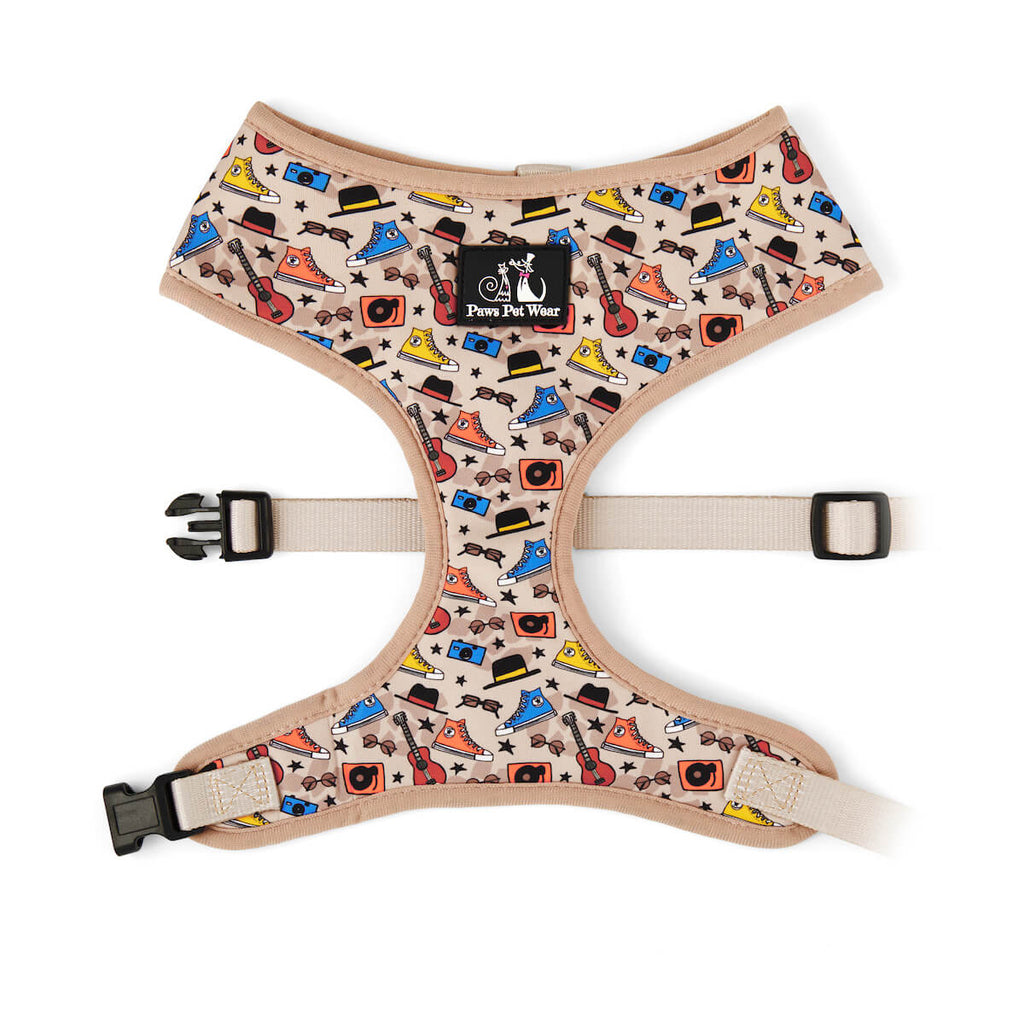 Hipster Please Harness | Paws Pet Wear