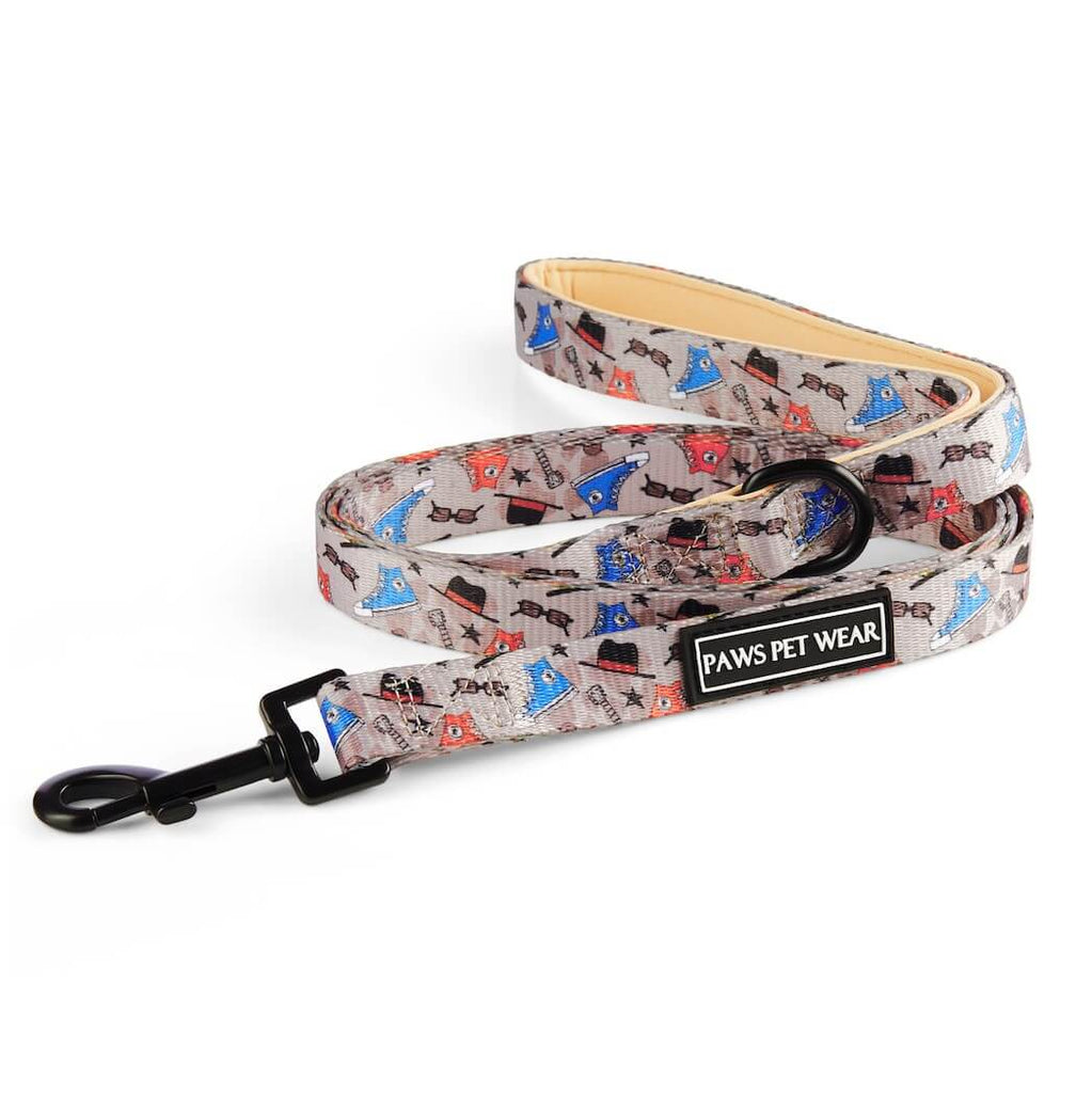 Hipster Please Leash | Paws Pet Wear