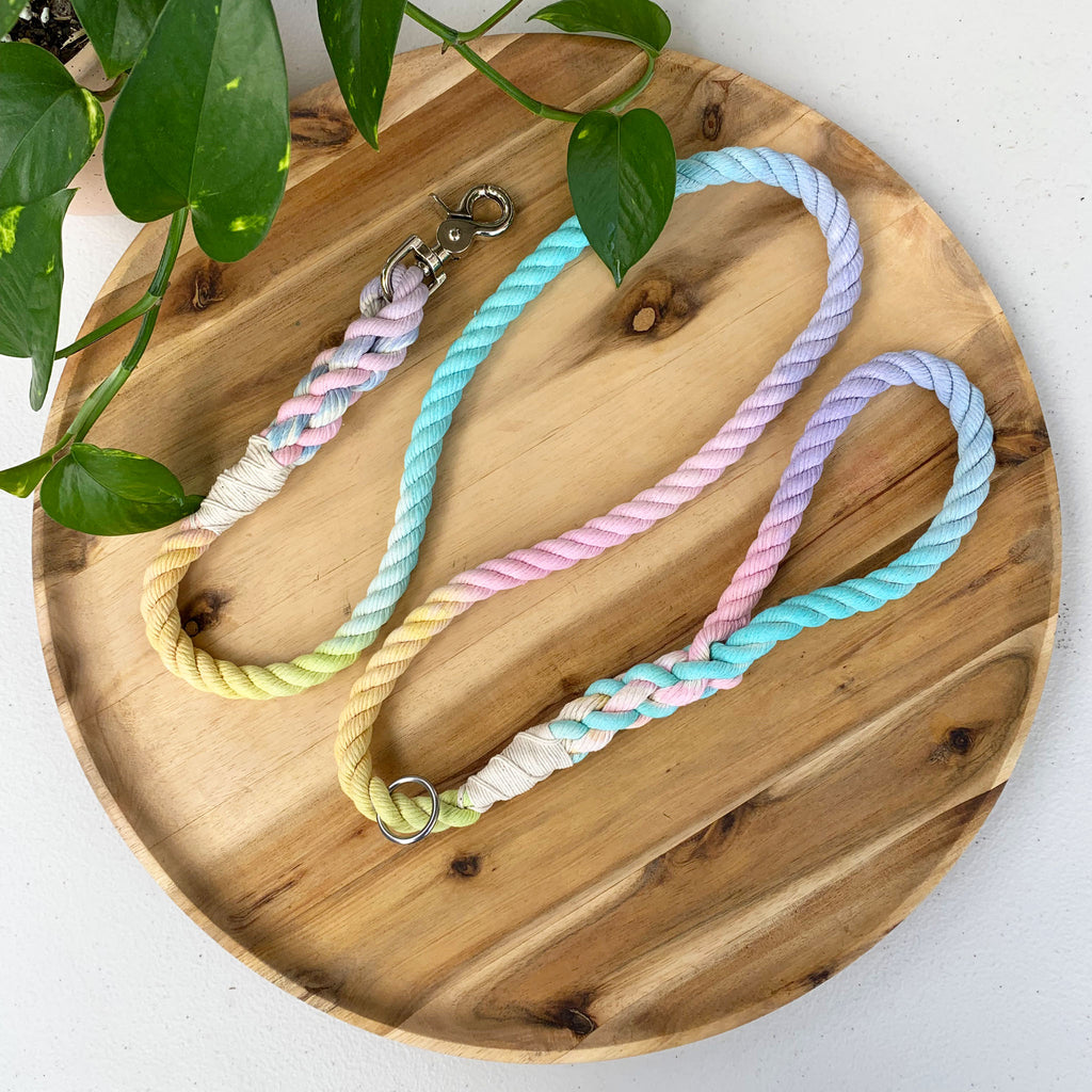 Adara Rope Leash | The Howling Zodiac