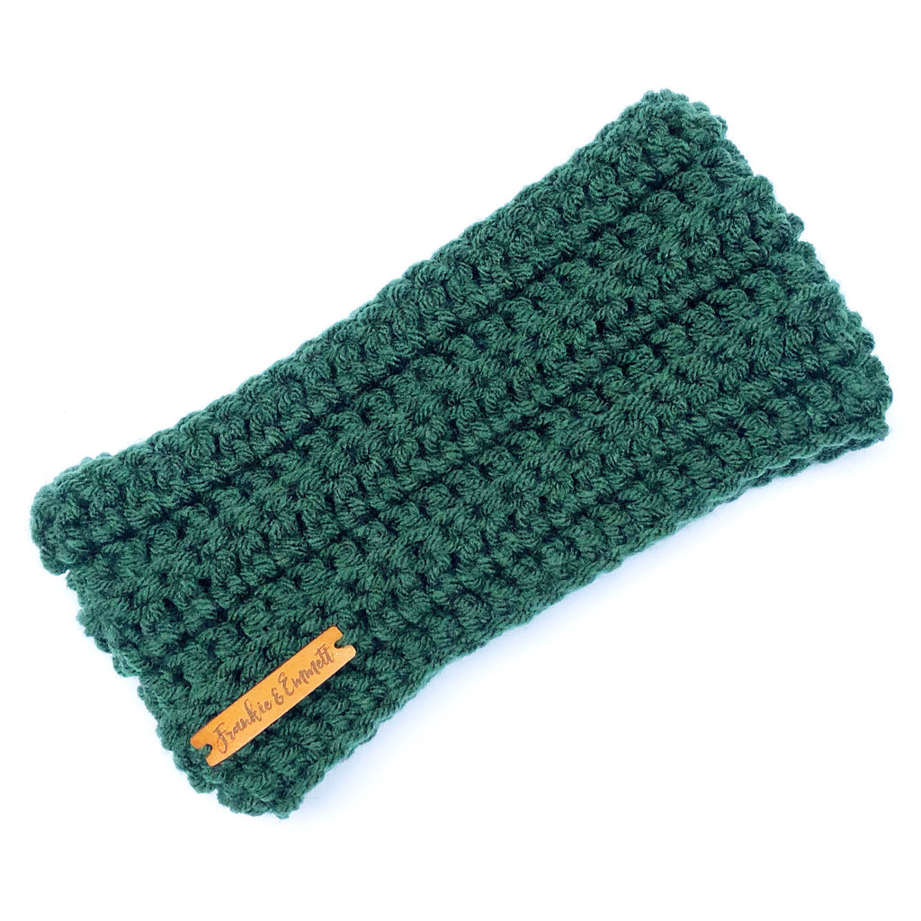 Evergreen - Pooch Snood | Frankie & Emmett
