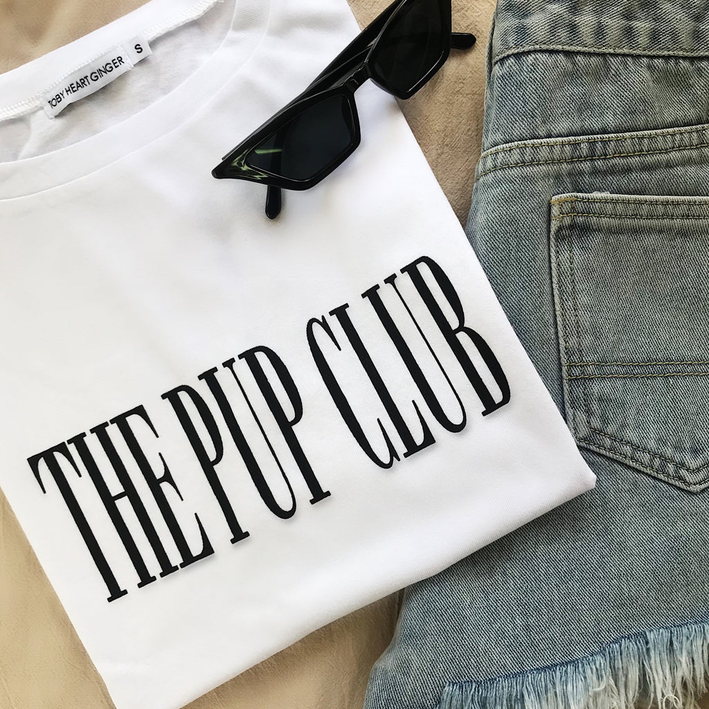 The Pup Club Tee | The Pup Club
