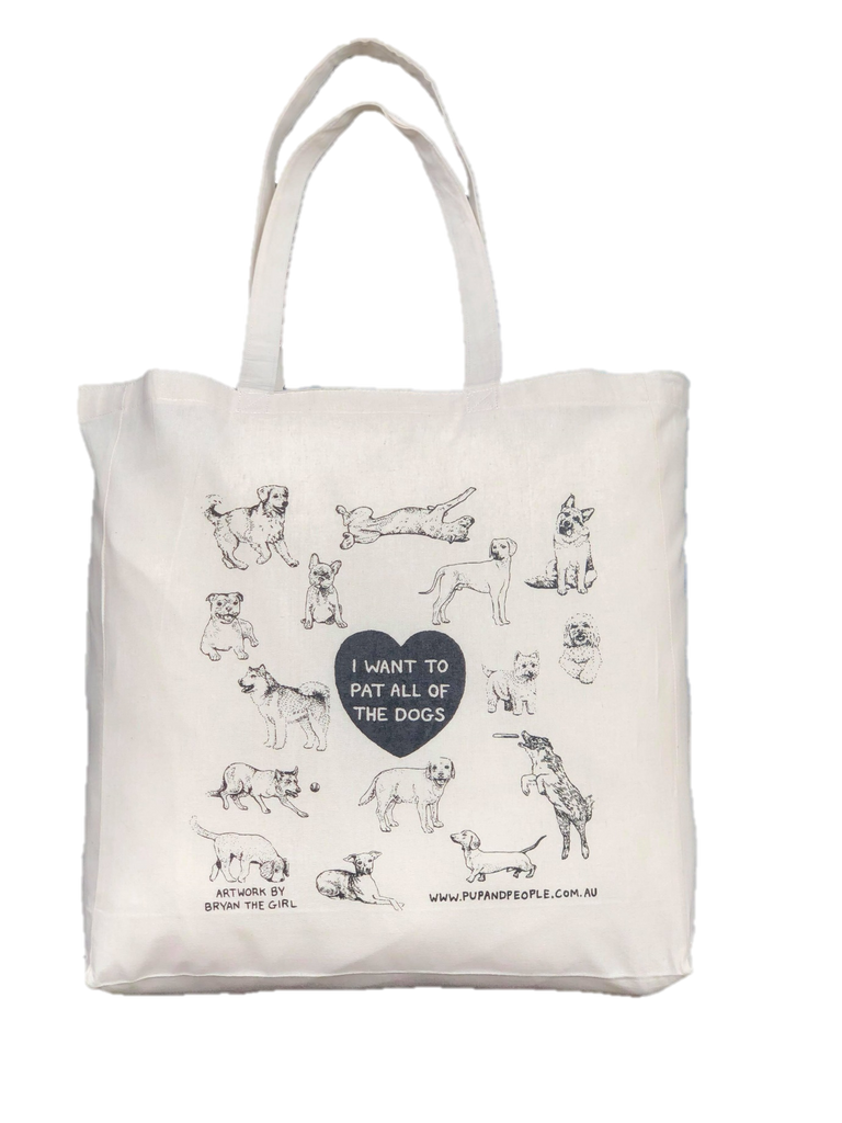 The Dog Lover Reusable Bag | Pup And People