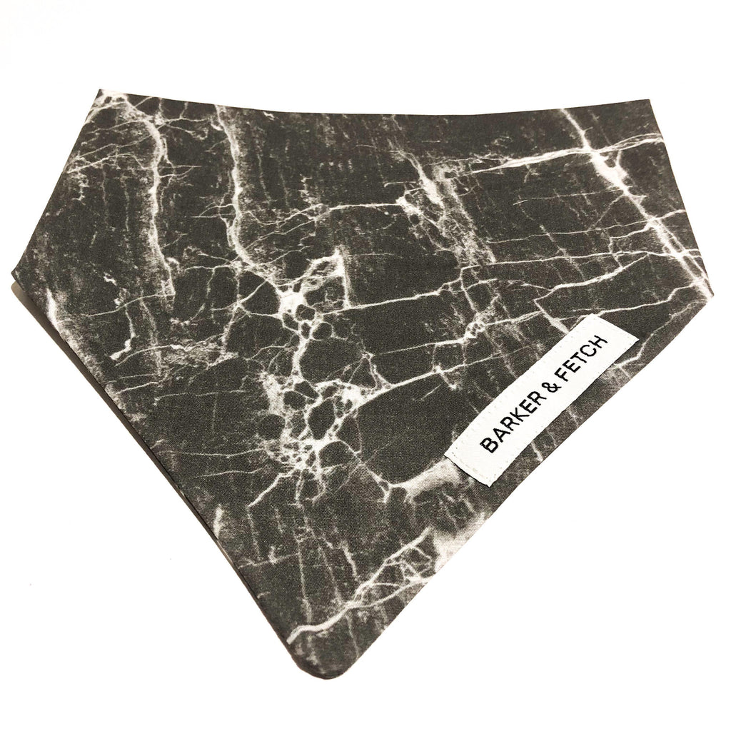 Charcoal Bandana | Barker & Fetch