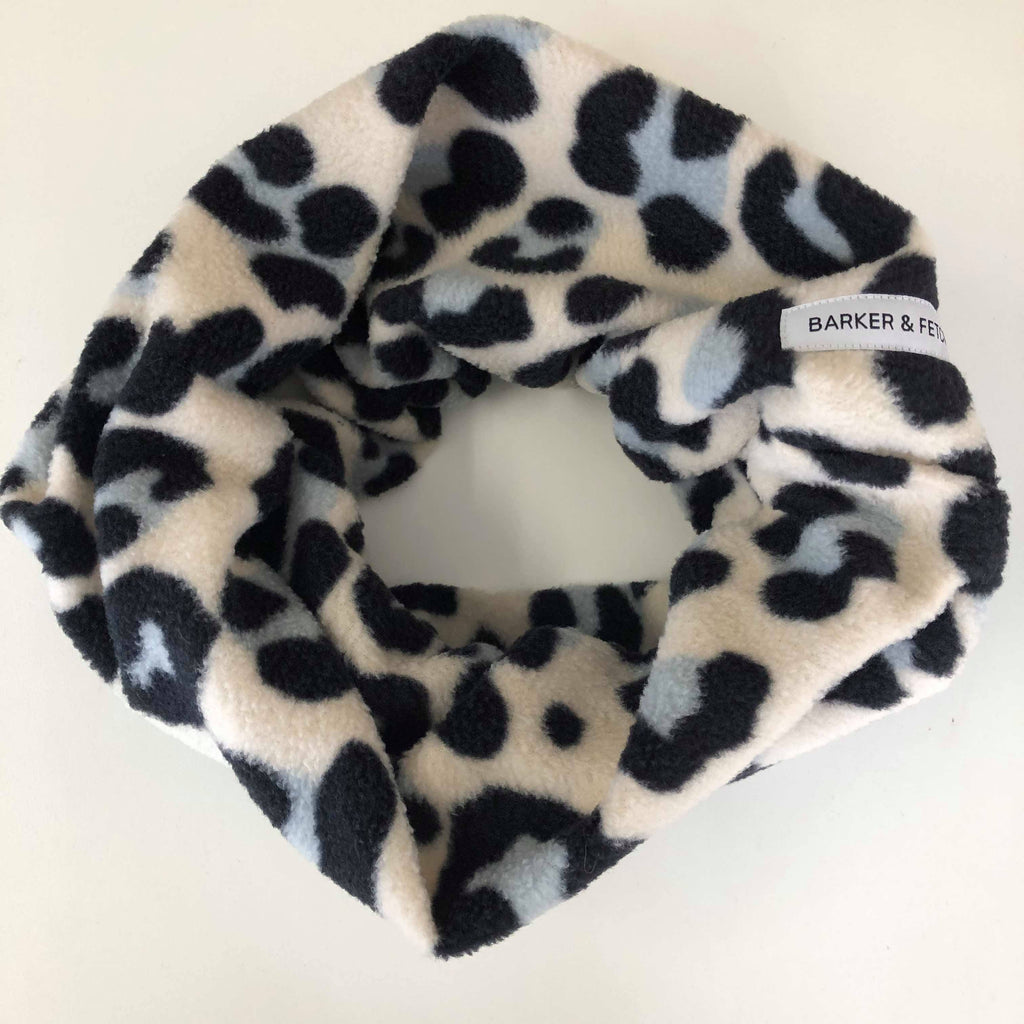 Slouch Infinity Scarf In Savage | Barker & Fetch