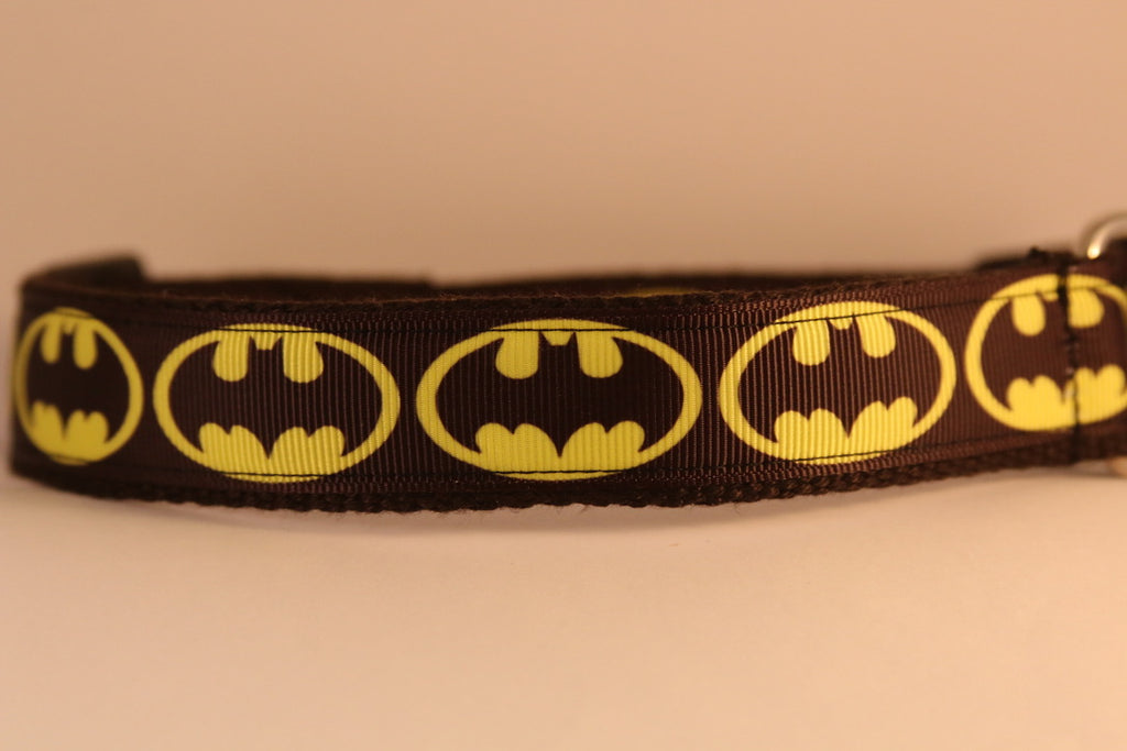 Batman Collar | Barkberry Manor