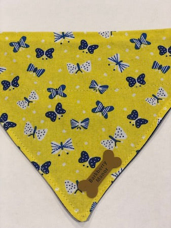 Butterflies Bandana | Barkberry Manor