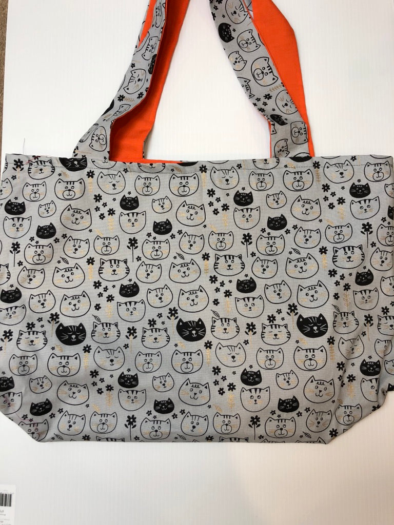 Cats Tote Bag | Barkberry Manor