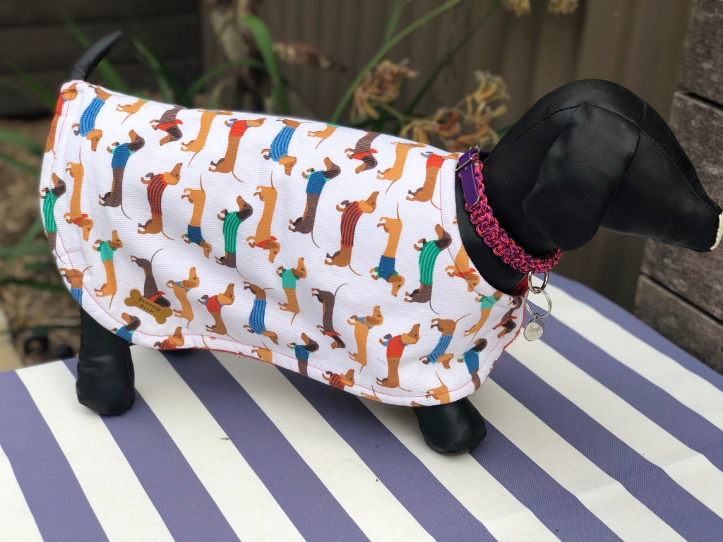 Cord Dogs Jacket | Barkberry Manor