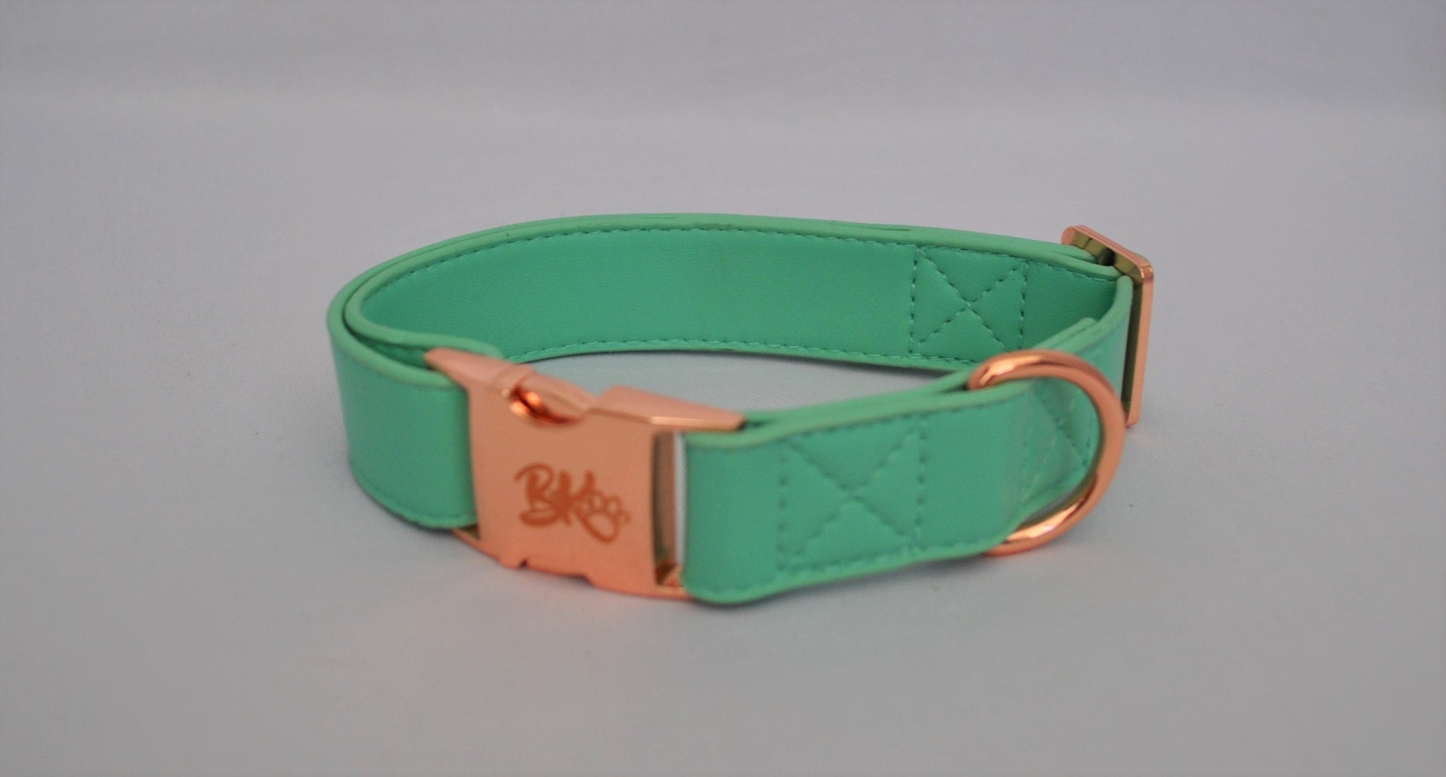 Mint Collar | BK Boutique Pets
