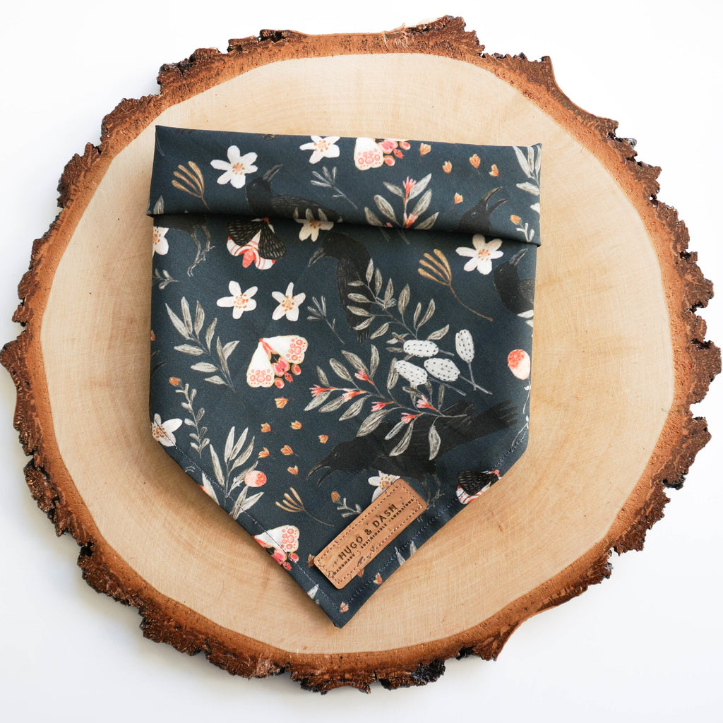 Wildwood Pet Bandana | Hugo & Dash