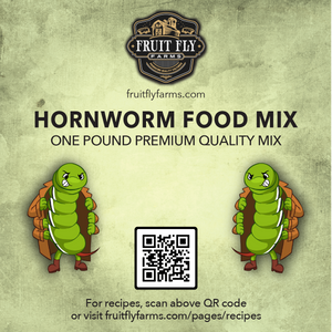 Hornworm Food