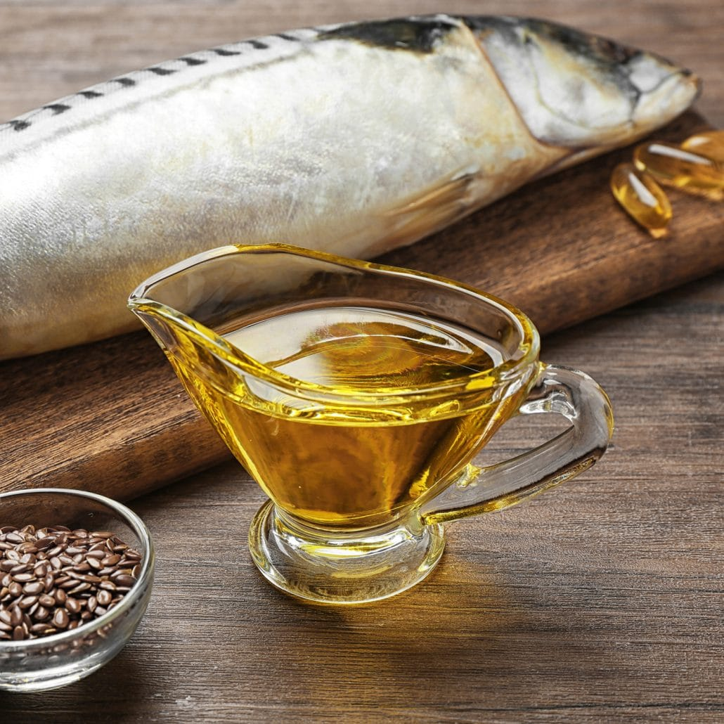 Our fish oil is a great catch!