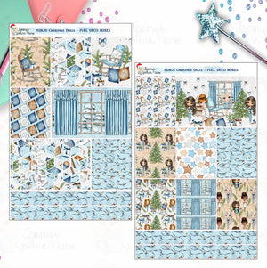 1928P - DIGITAL PLANNER BOX - COMPLETE SET - CHRISTMAS DOLLS