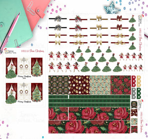 1932 GLAM CHRISTMAS -  (CHOICE OF PAGES OR FULL KIT)