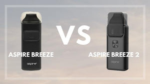 Review: Aspire Breeze VS Aspire Breeze 2