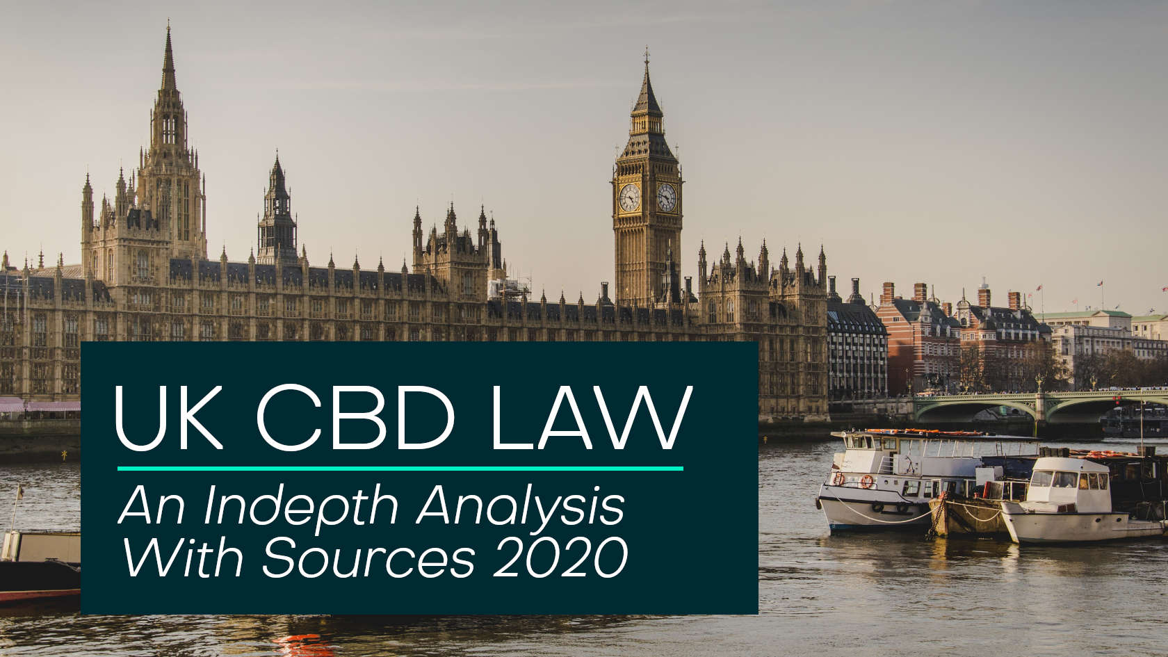 UK CBD Law - An In-Depth Analysis