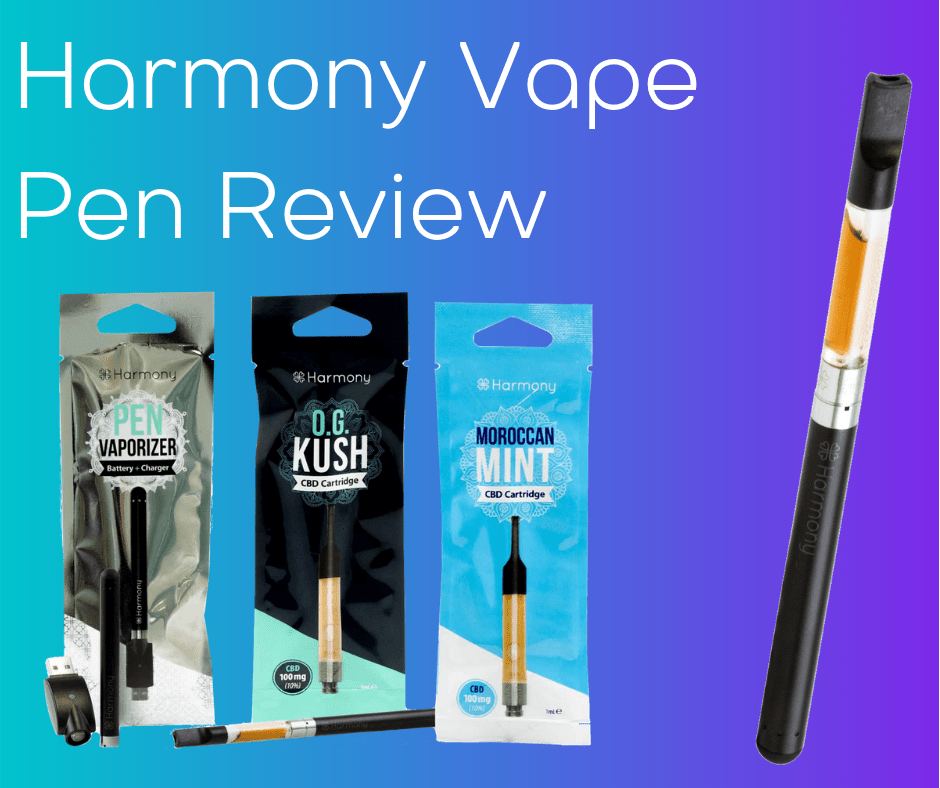 Harmony Vape Pen Review