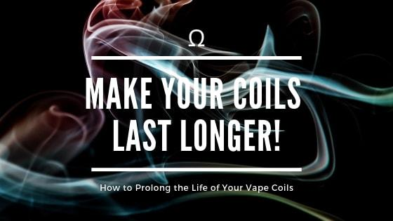 How to Prolong the Life of Your Coils