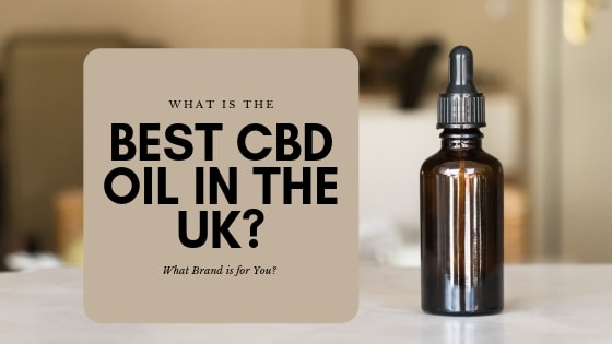 Best CBD Oil in the UK | What Brand is for You?