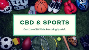 Can I Use CBD While Practising Sports?