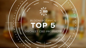 5 Most Discreet CBD Products in the UK