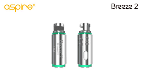 Aspire Breeze 2 1.0 ohm atomizer
