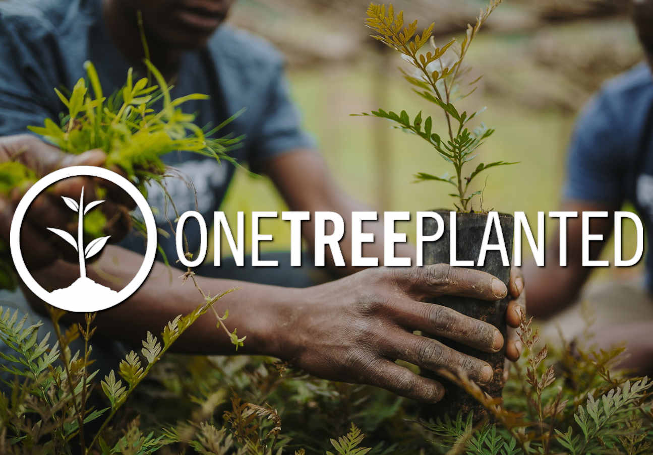 Tree Plant Project in partnership with One Tree Planted