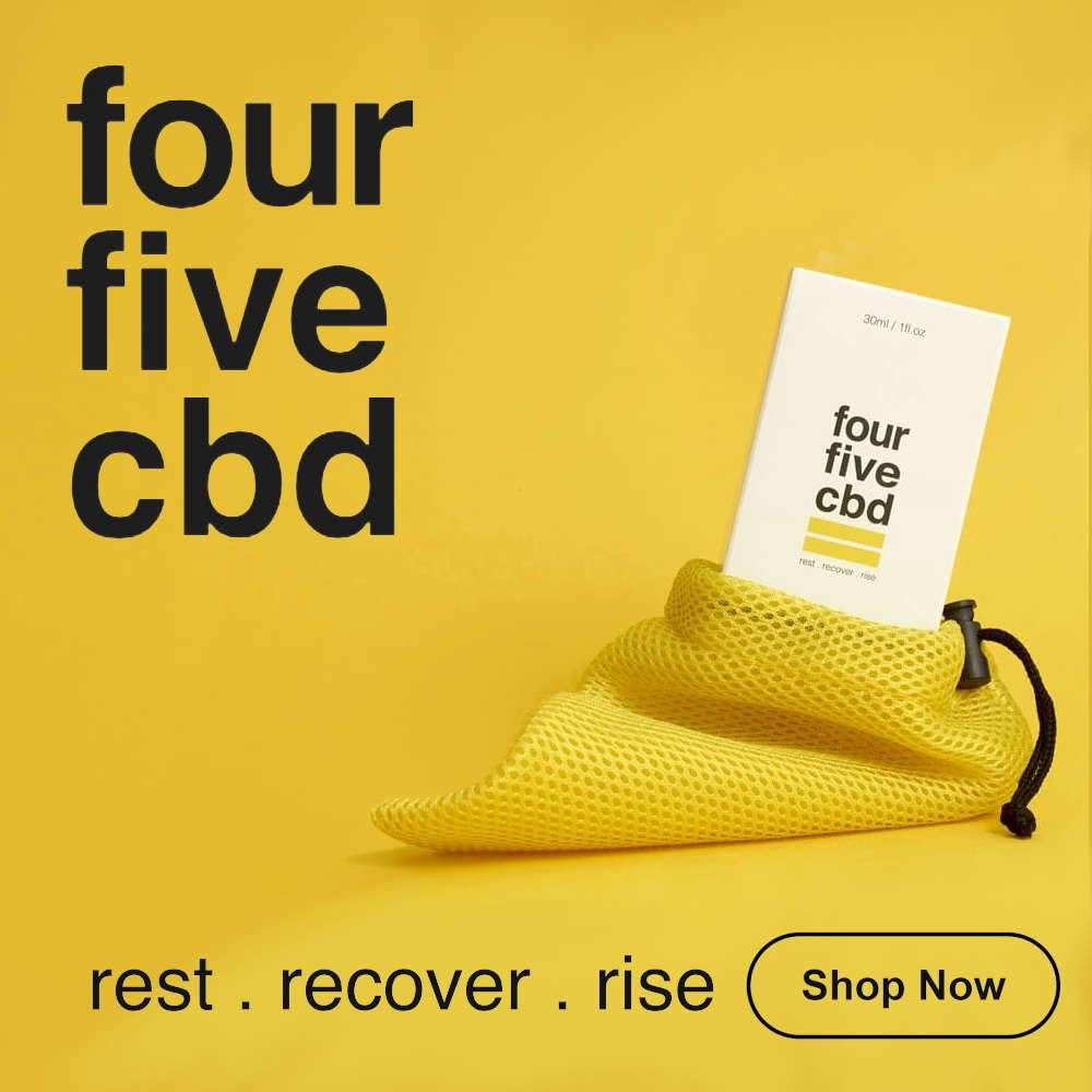 four five cbd uk