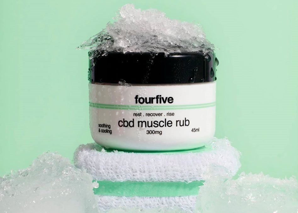 FourFive Muscle Rub