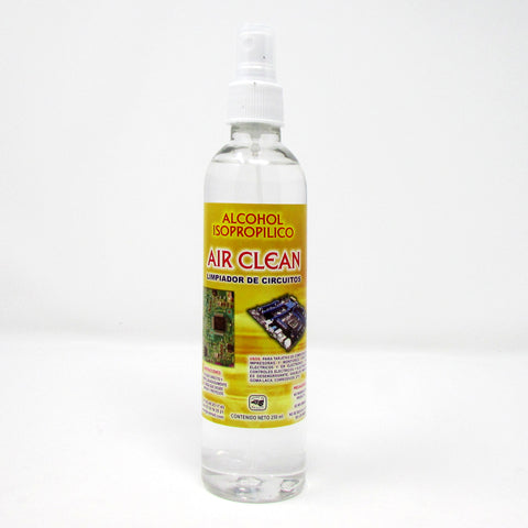 ALCOHOL ISOPROPILICO ATOMIZADOR 250 ML