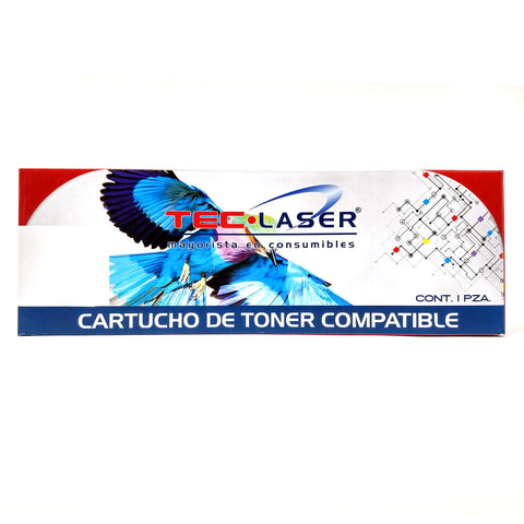 Cartucho de Tóner compatible Nuevo para BROTHER TN-650, NEGRO