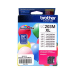 Cartucho ORIGINAL BROTHER LC203MXL MAGENTA Alto Rendimiento