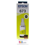 Botella de Tinta Original EPSON 673 YELLOW