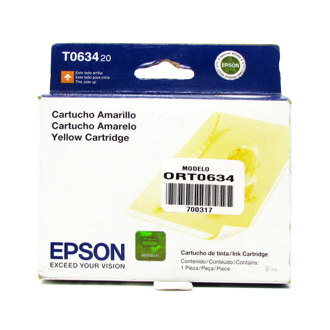 Cartucho de Tinta Original EPSON T063420, YELLOW