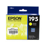 Cartucho de Tinta Original EPSON T195420, YELLOW