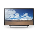 "Pantalla SONY LED de 32"" HD, Plana, Smart TV, Modelo KDL-32W600D, Color NEGRO"