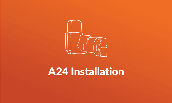 Installing your A24 Rat & Mouse Trap