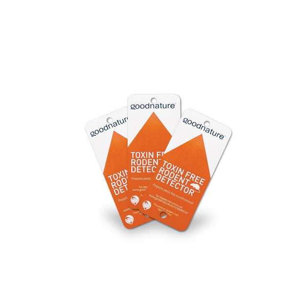 Goodnature Rodent Detector Cards