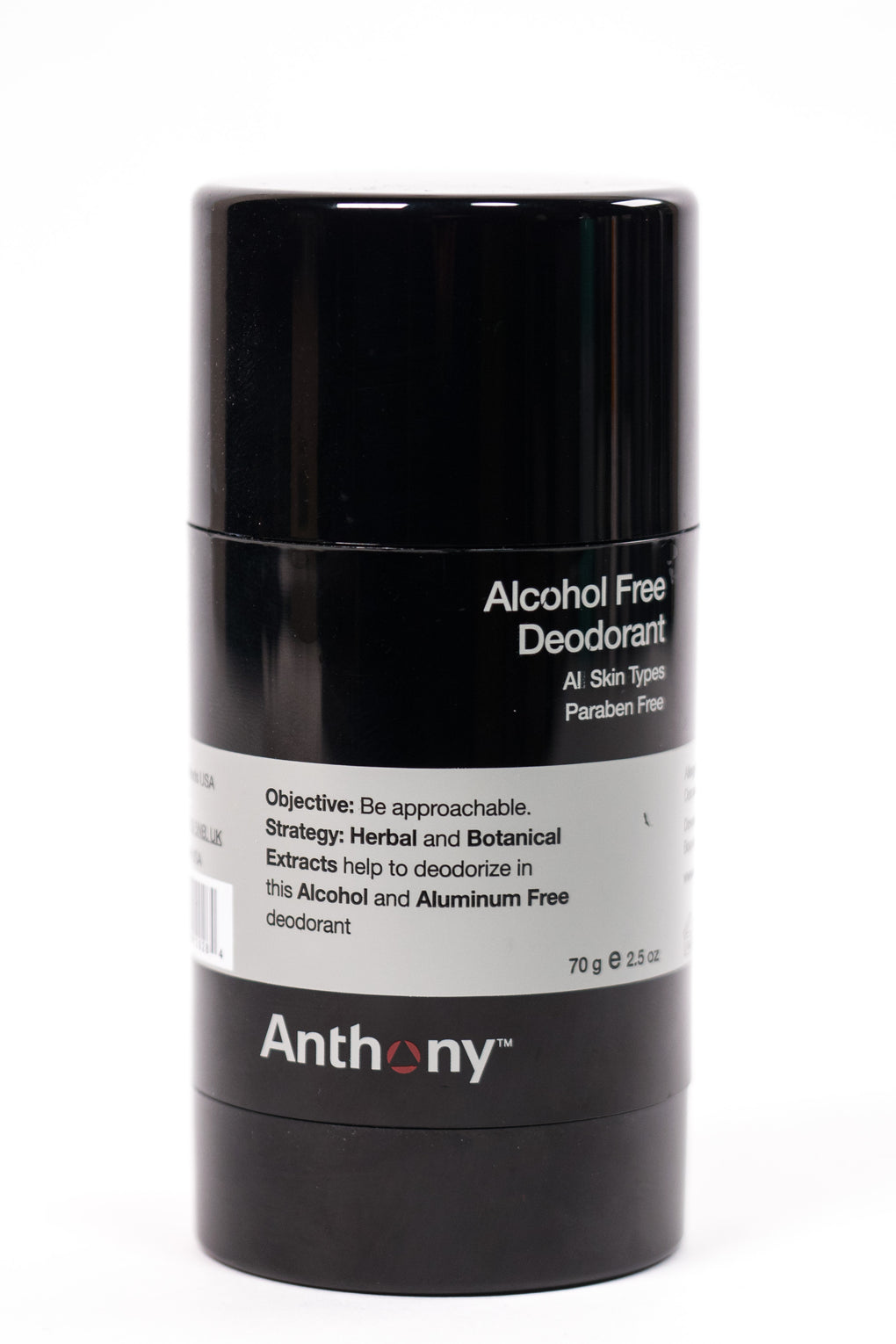 Anthony Alcohol-Free Deodorant at Consigliere